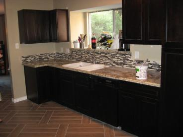 North Houston Kitchen Remodel