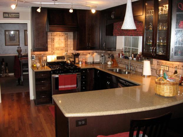 Kingwood Full Kitchen Remodel