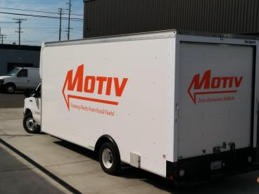 Motiv vehicle graphics