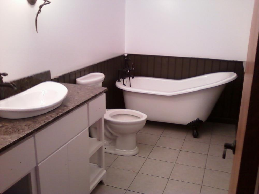 After photo of a Claw Foot Tub installed in Belle Vernon, PA