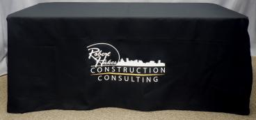 Robert Hakes Construction Consulting - Table Throw