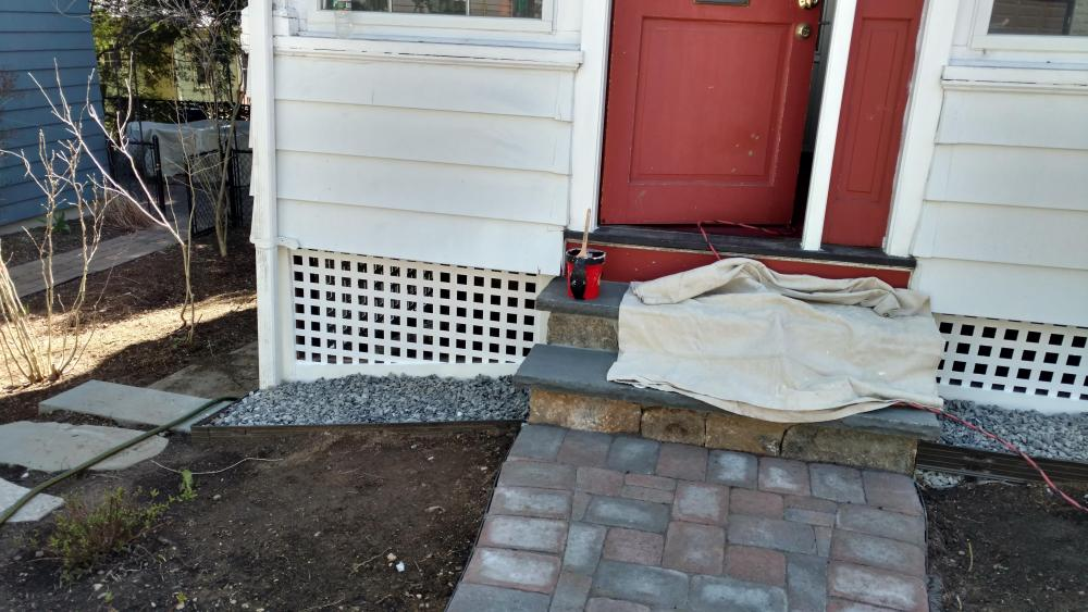 PVC Lattice - Arlington