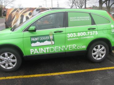 Full Wrap: Paint Denver