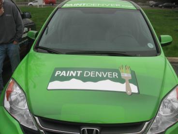 Full Wrap: Honda CRV- Serving Metro Denver