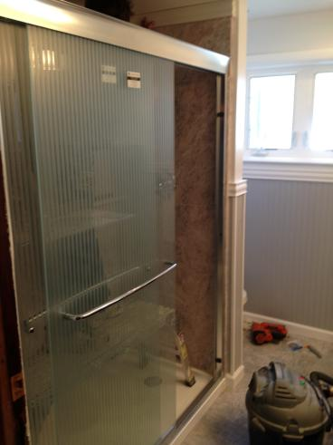 Bathroom Remodeling  Project in Wilkes-Barre