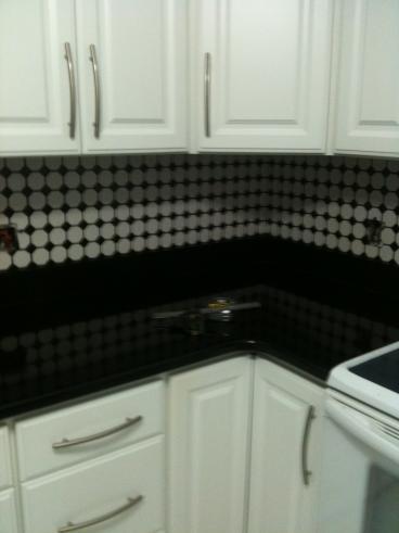 Kitchen Tile Backsplash Installation in Exeter