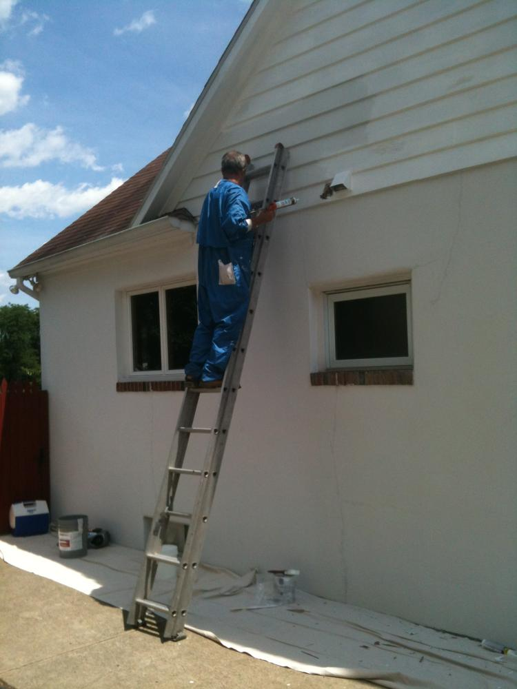 Exterior Painting in West Wyoming