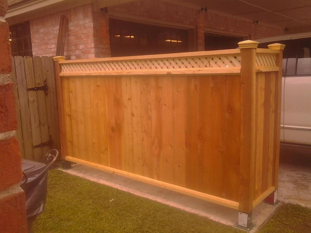 Humble, TX Privacy Fence