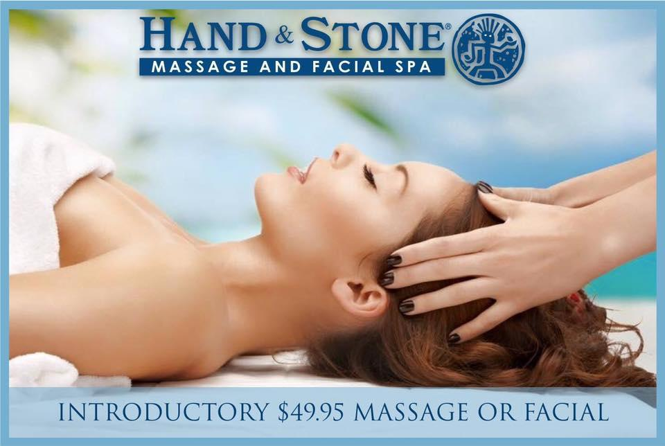 Introductory $49.95 Massage or Facial with Free Upgrade