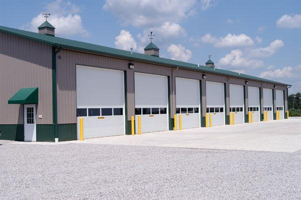 ... A Happy Customer Of Corpus Christi Overhead A Recent Commercial Garage  Door ...