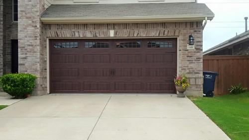 A Recent Garage Door Supplier Job In The Corpus Christi, ...