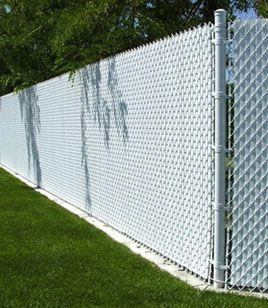 A Recent Fencing Contractor Job In The Area