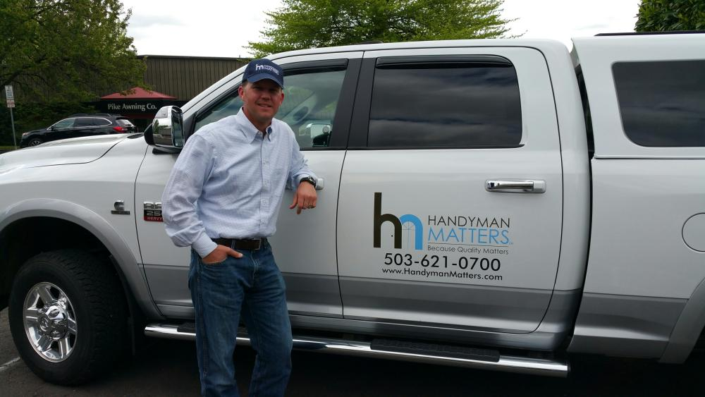 Handyman Matters Owner