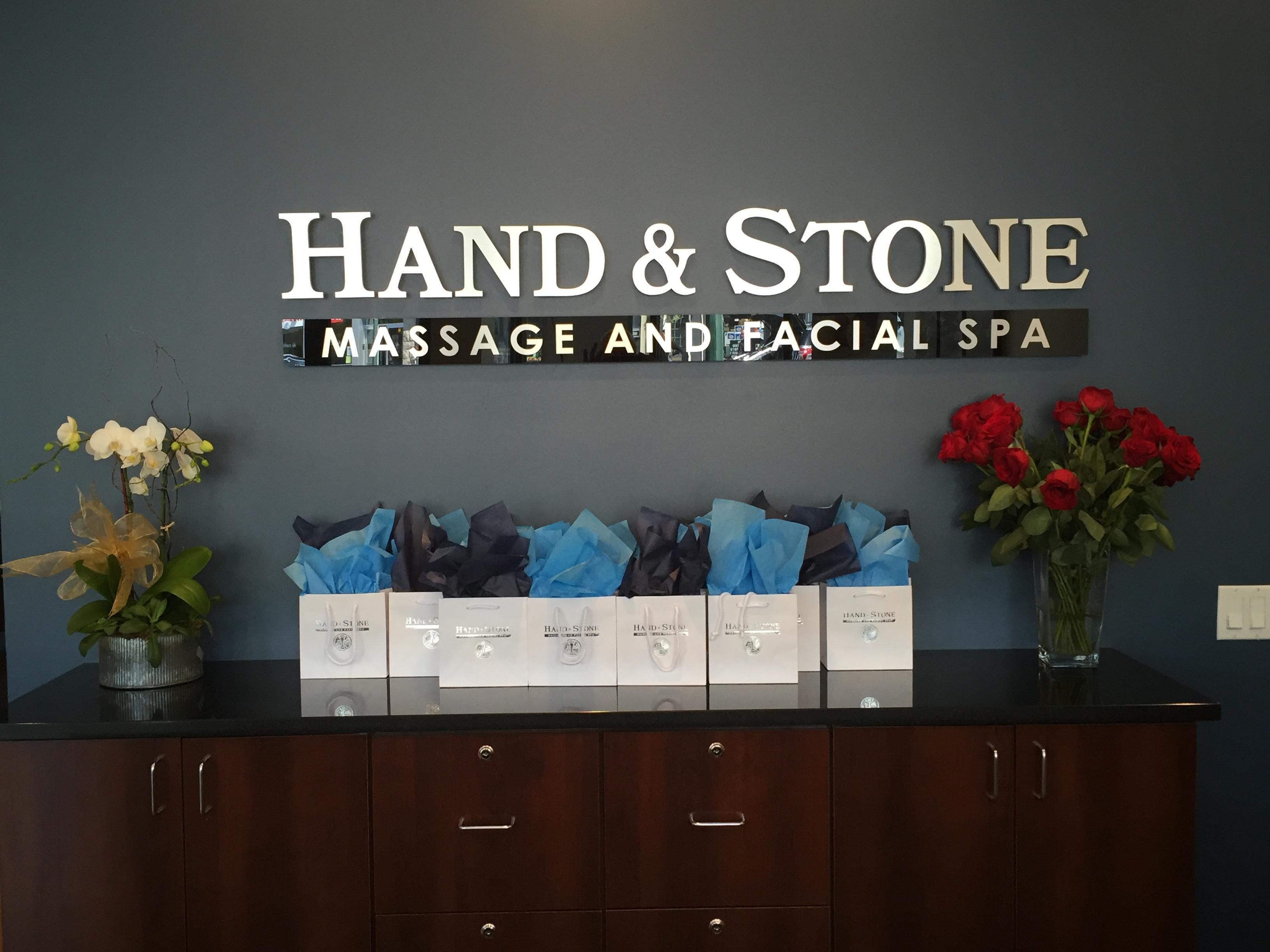 Welcome to Hand & Stone Massage and Facial Spa