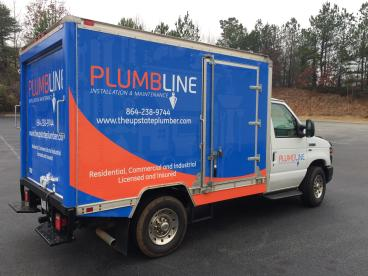 Plumbline, SpeedPro Greenville