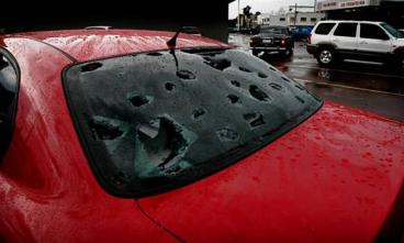 It's hail season. Thumbnail