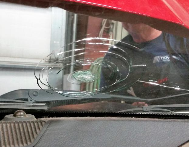 Did you know that it is unlawful to drive in Colorado with a cracked windshield?