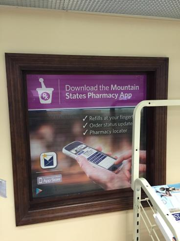 Mountain States Health Alliance Pharmacy Window Perf