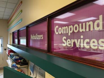 Mountain States Health Alliance Pharmacy Window Perf