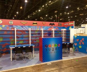 DC Comics Trade Show