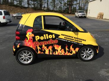 Pollos Pancho, SpeedPro Greenville