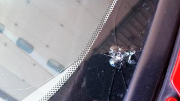 As long as the chip is small enough, we can repair it, even if it's on the edge of the windshield. Thumbnail
