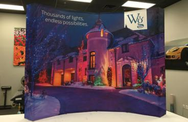 Wintergreen Tradeshow Graphics