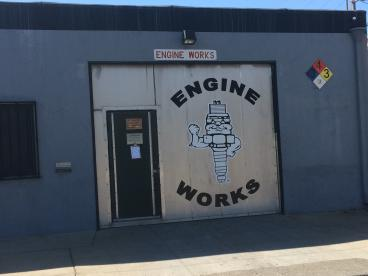 Garage door graphics